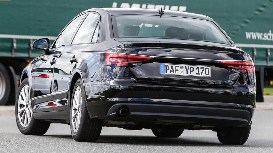 Автомобиль нового поколения вывели на тесты без камуфляжа