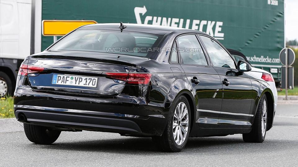 Автомобиль нового поколения вывели на тесты без камуфляжа. Фото 2