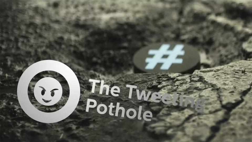 Панамские ямы «научились» отправлять твиты дорожным чиновникам