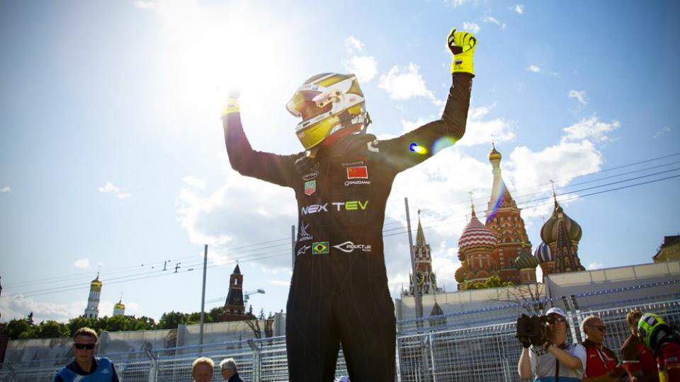 Пике победил на московском этапе Формулы-Е