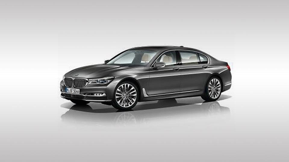 Австрийцы рассекретили новую «семерку» BMW