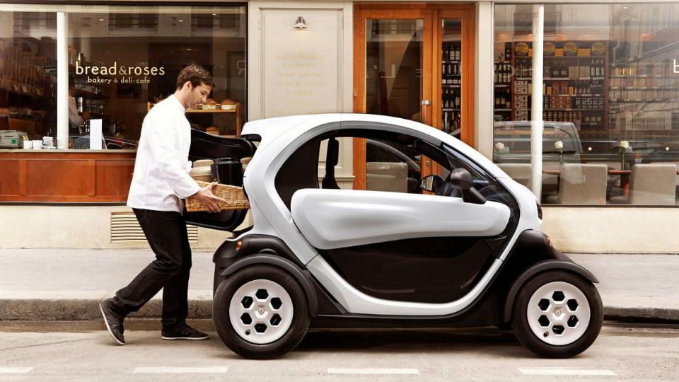 Компания Renault начала продажи электрокаров в России