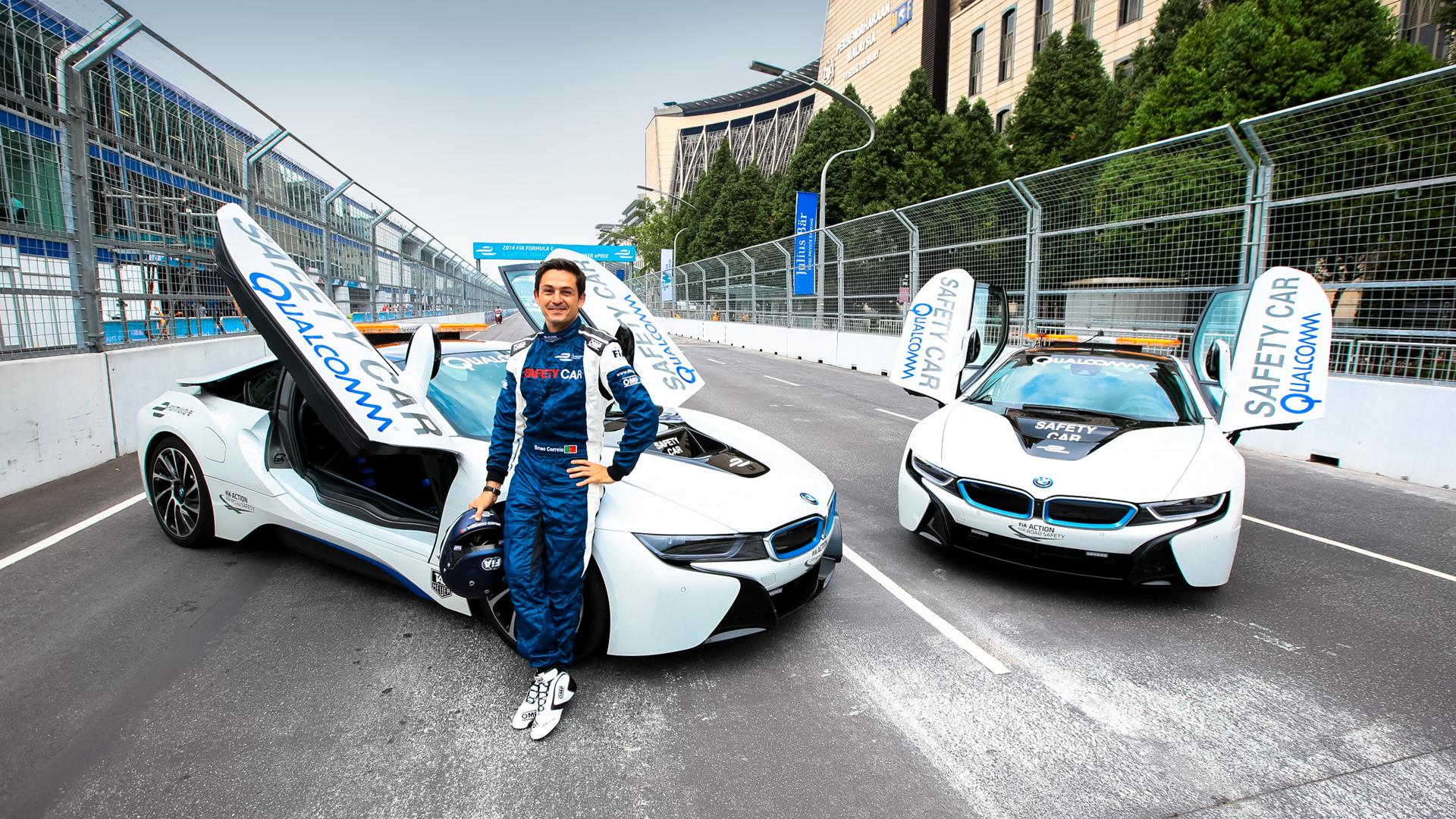 Как работает пилот машины безопасности Формулы-Е. Фото 2