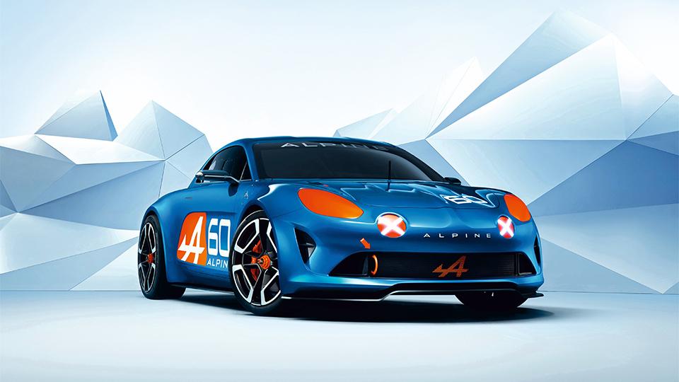 Компания Alpine привезла в Ле-Ман предвестника новой модели