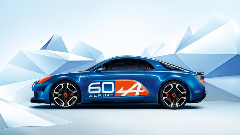 Французы представили перед 24-часовой гонкой прототип Celebration. Фото 2
