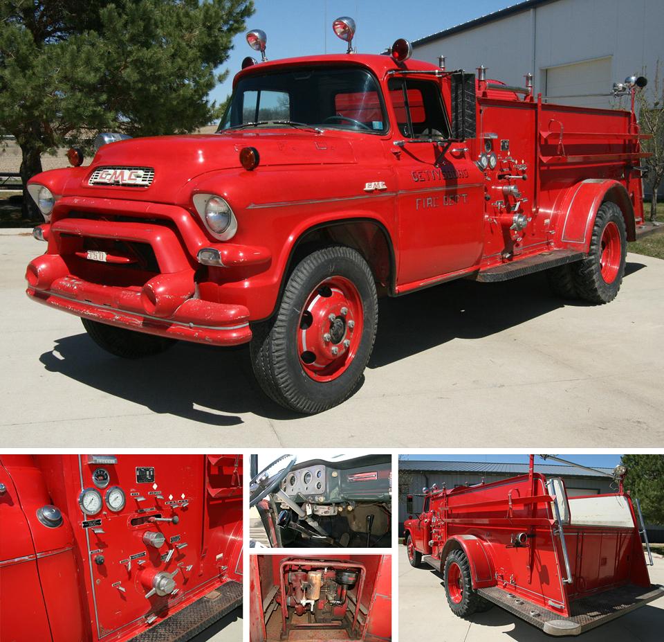Сколько стоит пожарная машина?