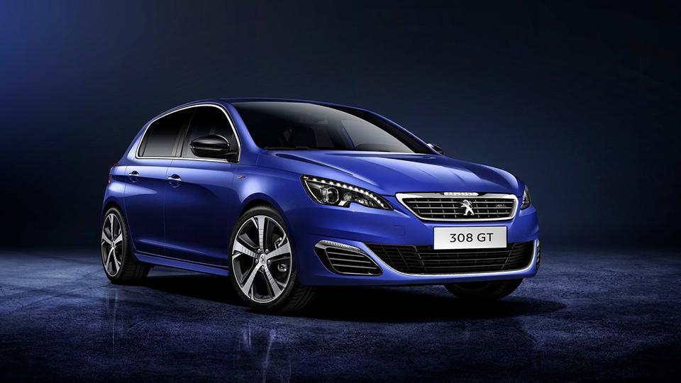 В Peugeot подтвердили появление «заряженного» хэтчбека 308