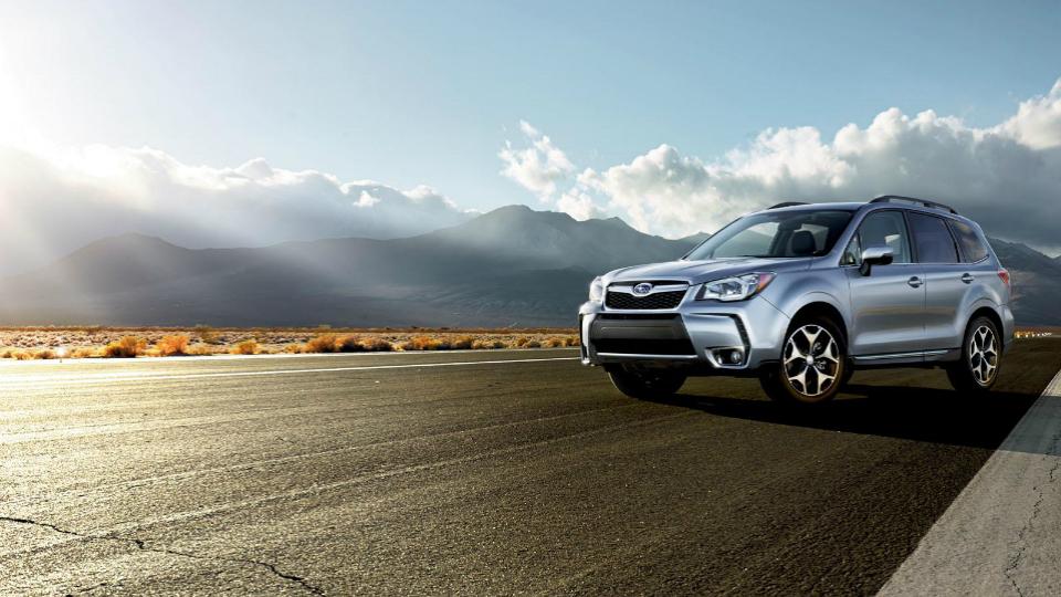 Компания Subaru сделала кроссовер Forester безопаснее