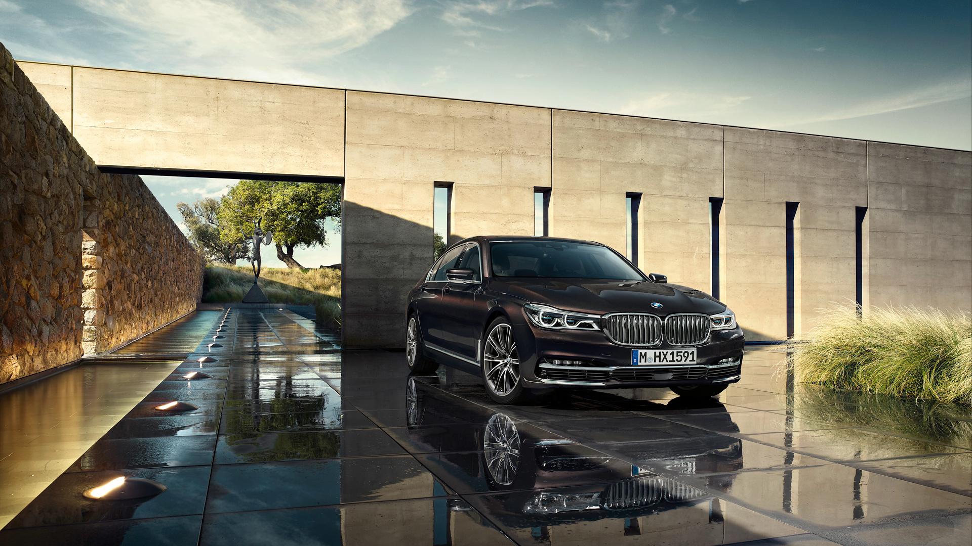 Самый полный путеводитель по технологиям новой BMW 7 серии. Фото 2