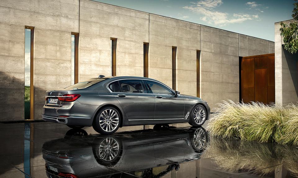 Самый полный путеводитель по технологиям новой BMW 7 серии. Фото 3