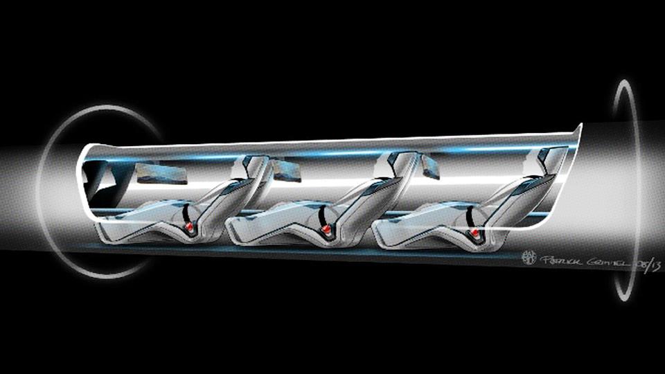 Компания SpaceX объявила конкурс на разработку сверхскоростного транспорта . Фото 1