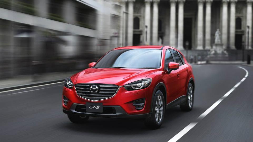 Mazda повысит экономичность своих моторов на 50 процентов