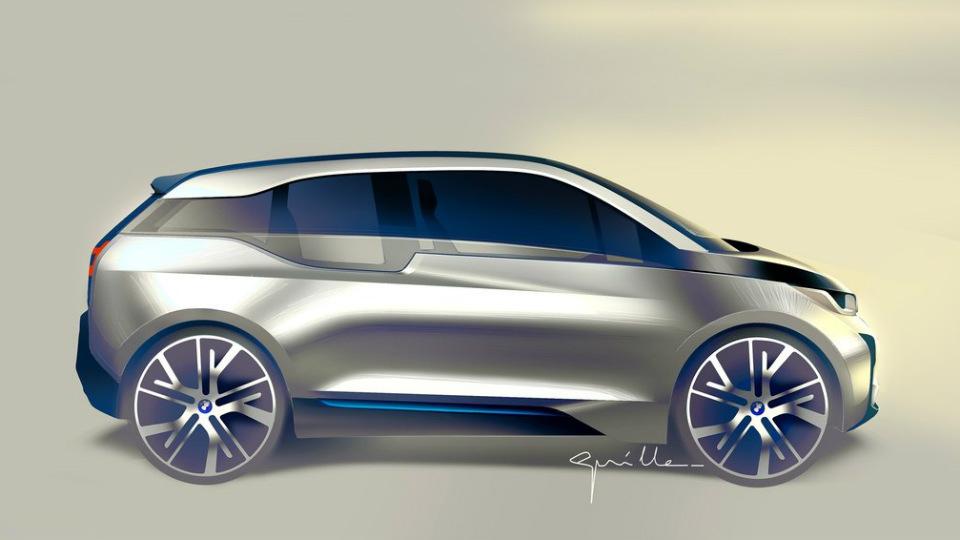 BMW разработает автомобиль с расходом 0,4 литра