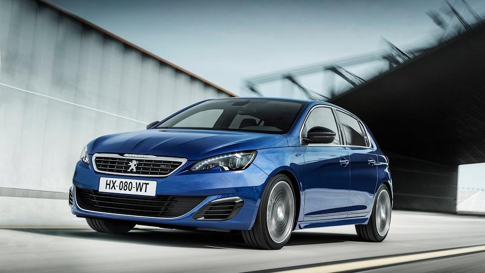 Peugeot предложит хот-хэтч 308 в двух вариантах мощности