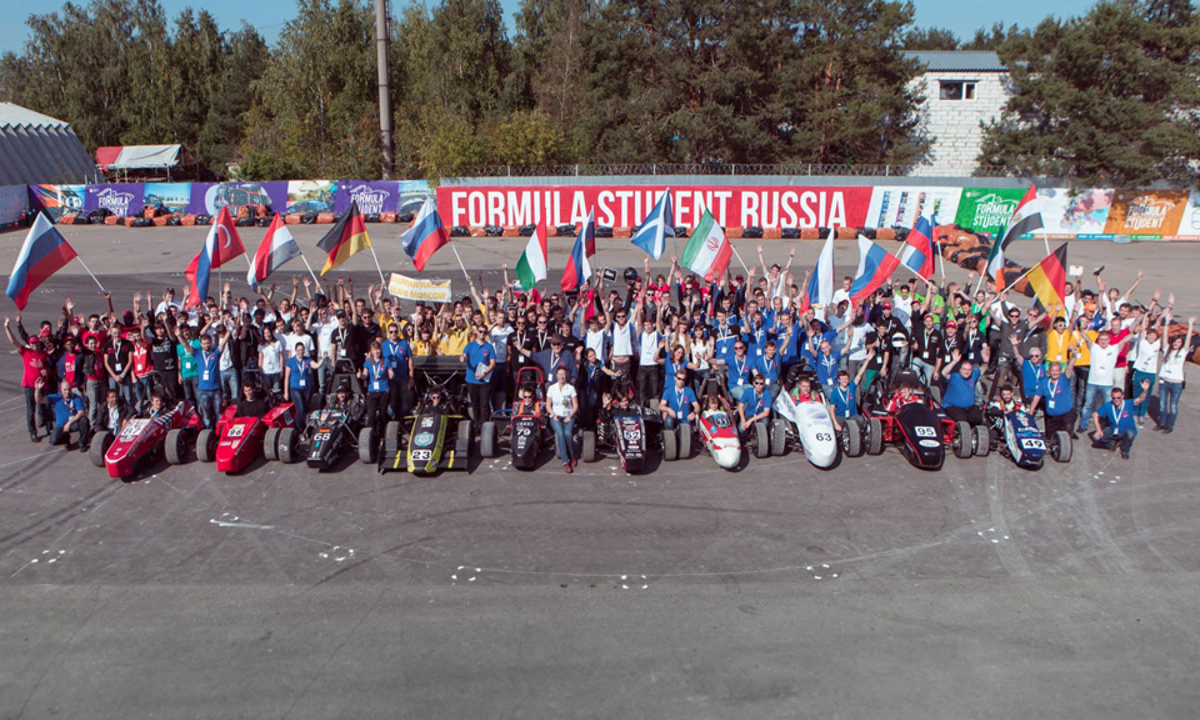 Российский этап «Формулы-Студент» отменили из-за «экономической ситуации»
