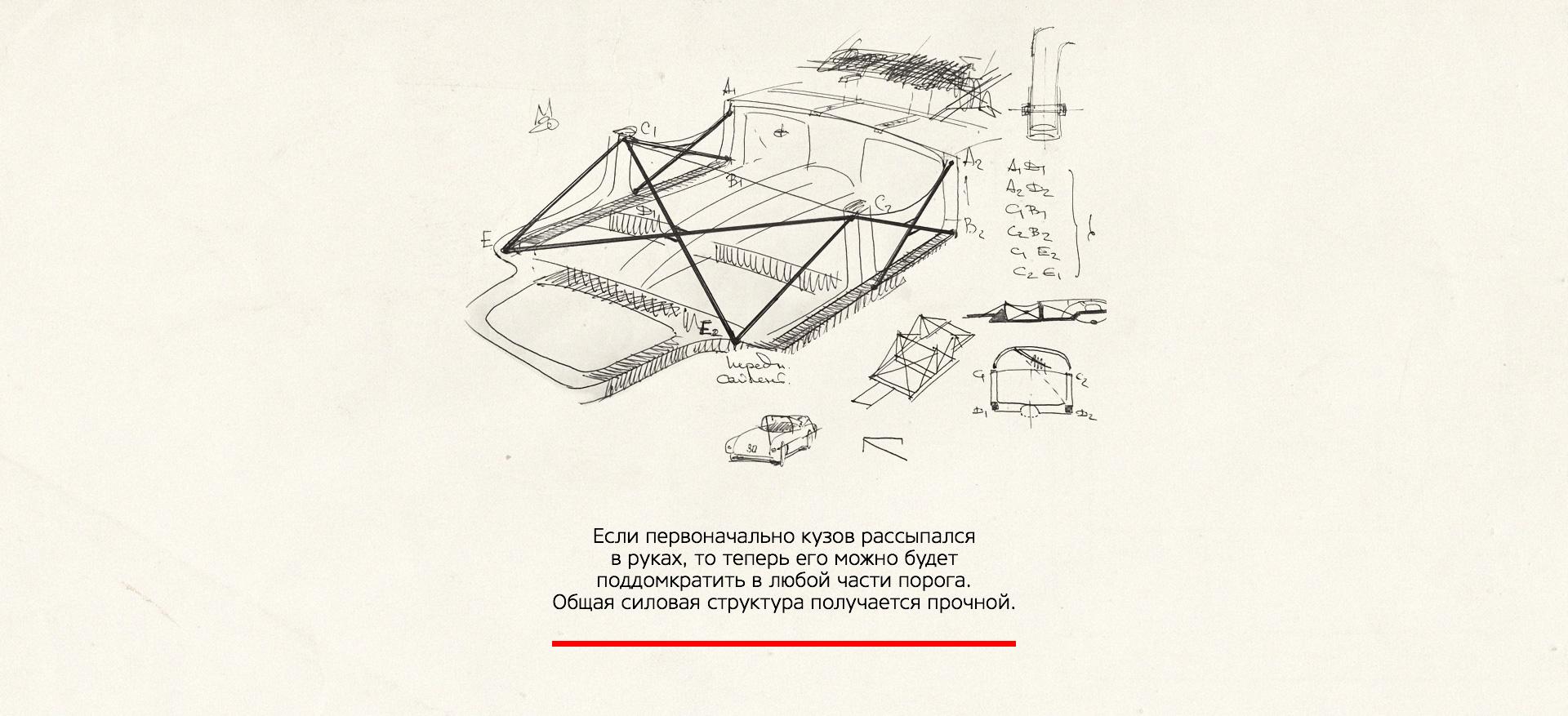 Возрождение гоночной «Победы», часть вторая: постройка. Фото 5