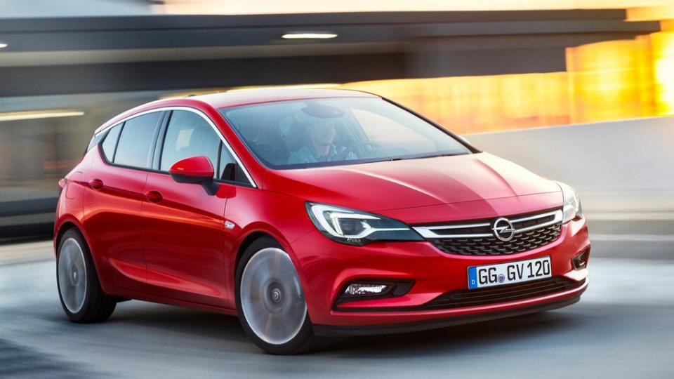 Opel рассказал о «турбочетверке» для новой «Астры»