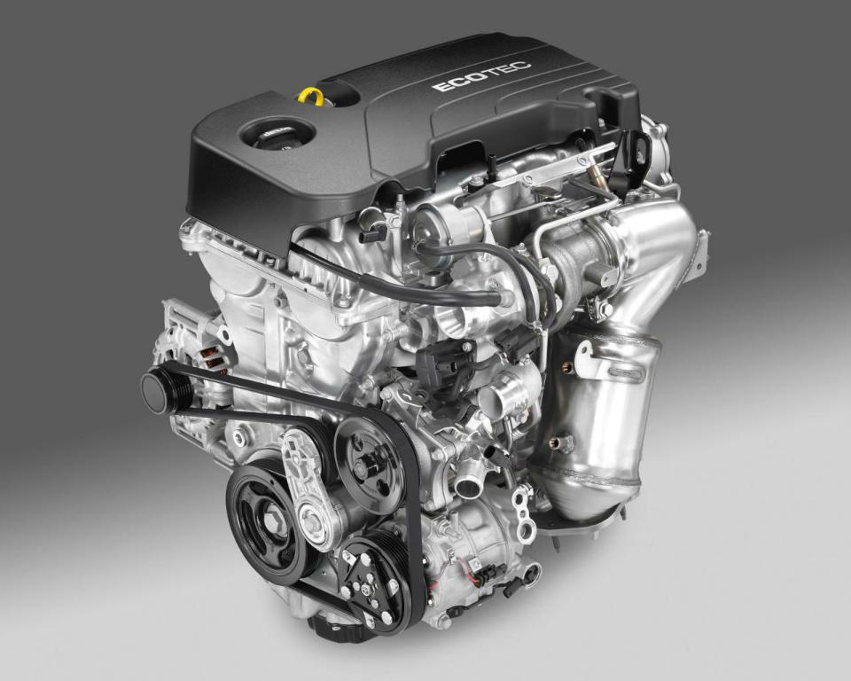 Бензиновый мотор 1.4 будет развивать 125 и 150 лошадиных сил