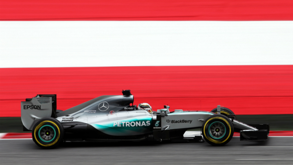 Хэмилтон выиграл квалификацию Гран-при Австрии