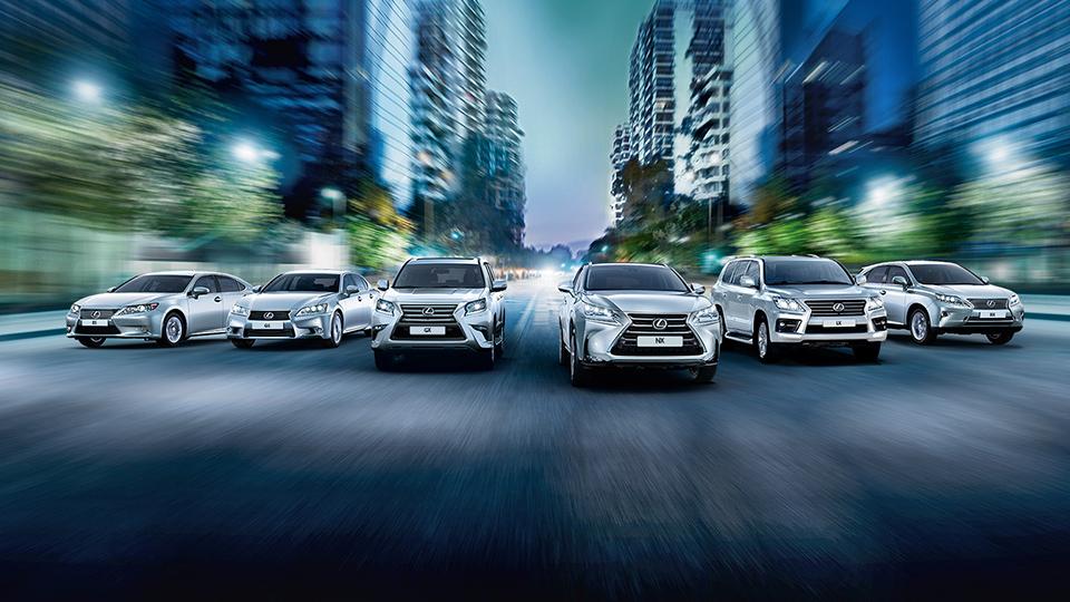 Lexus снизил цены на шесть моделей
