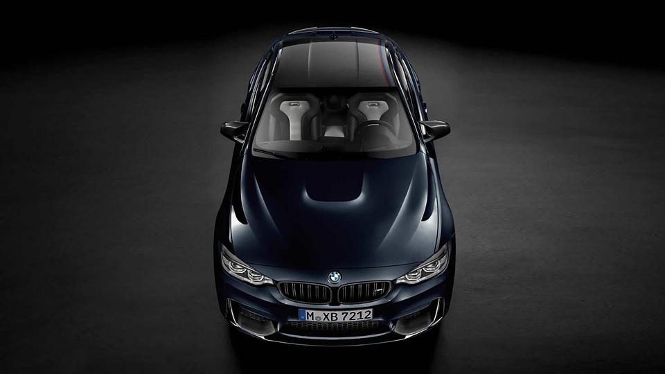 Компания BMW сделала «юбилейное» купе M4