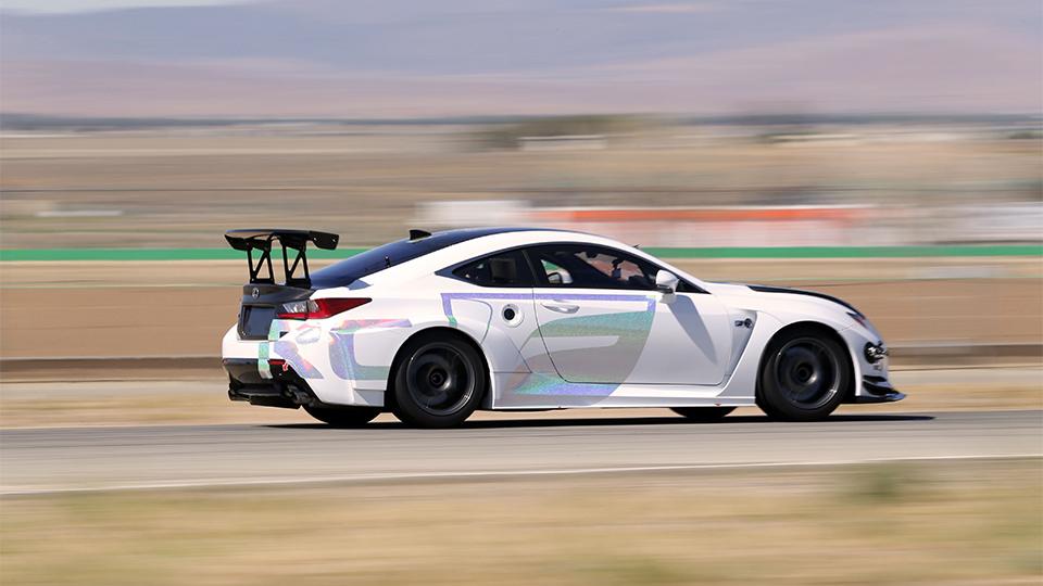 Lexus RC F на Пайкс Пик будет пилотировать победитель Ле-Мана. Фото 1