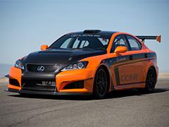 Lexus RC F на Пайкс Пик будет пилотировать победитель Ле-Мана