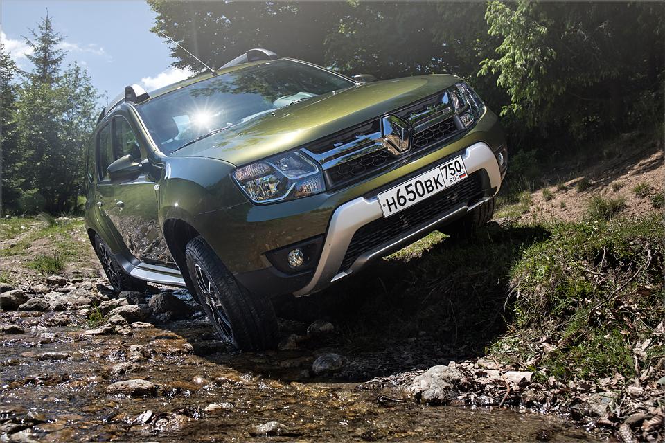 Знакомимся с обновленным Renault Duster, который изменился больше, чем кажется