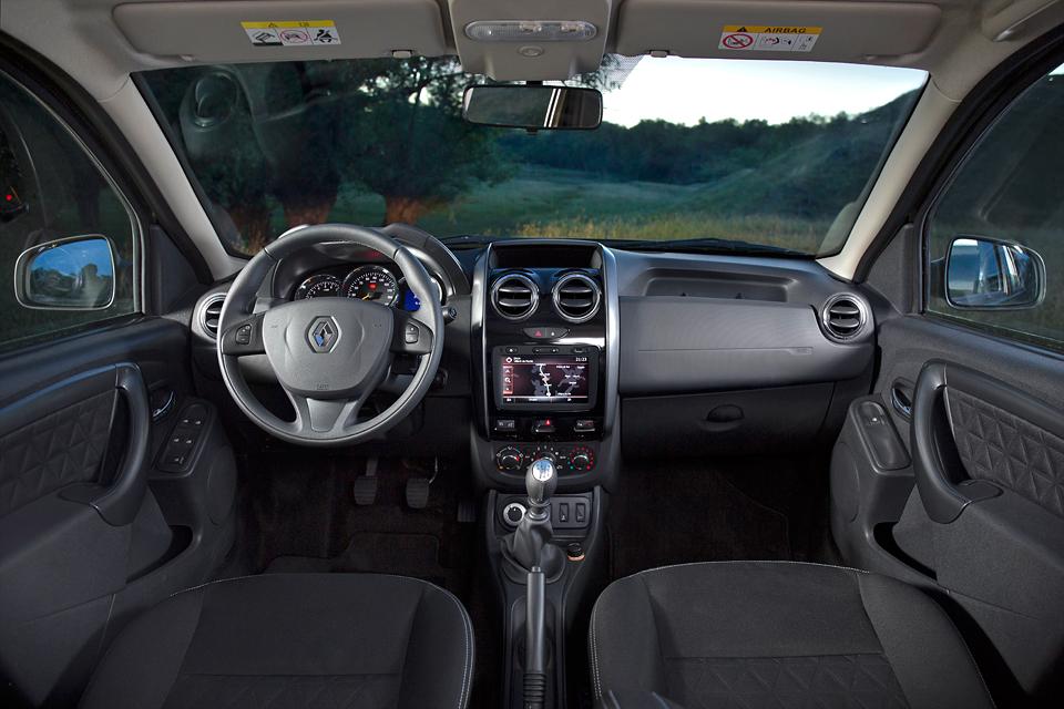 Знакомимся с обновленным Renault Duster, который изменился больше, чем кажется. Фото 2