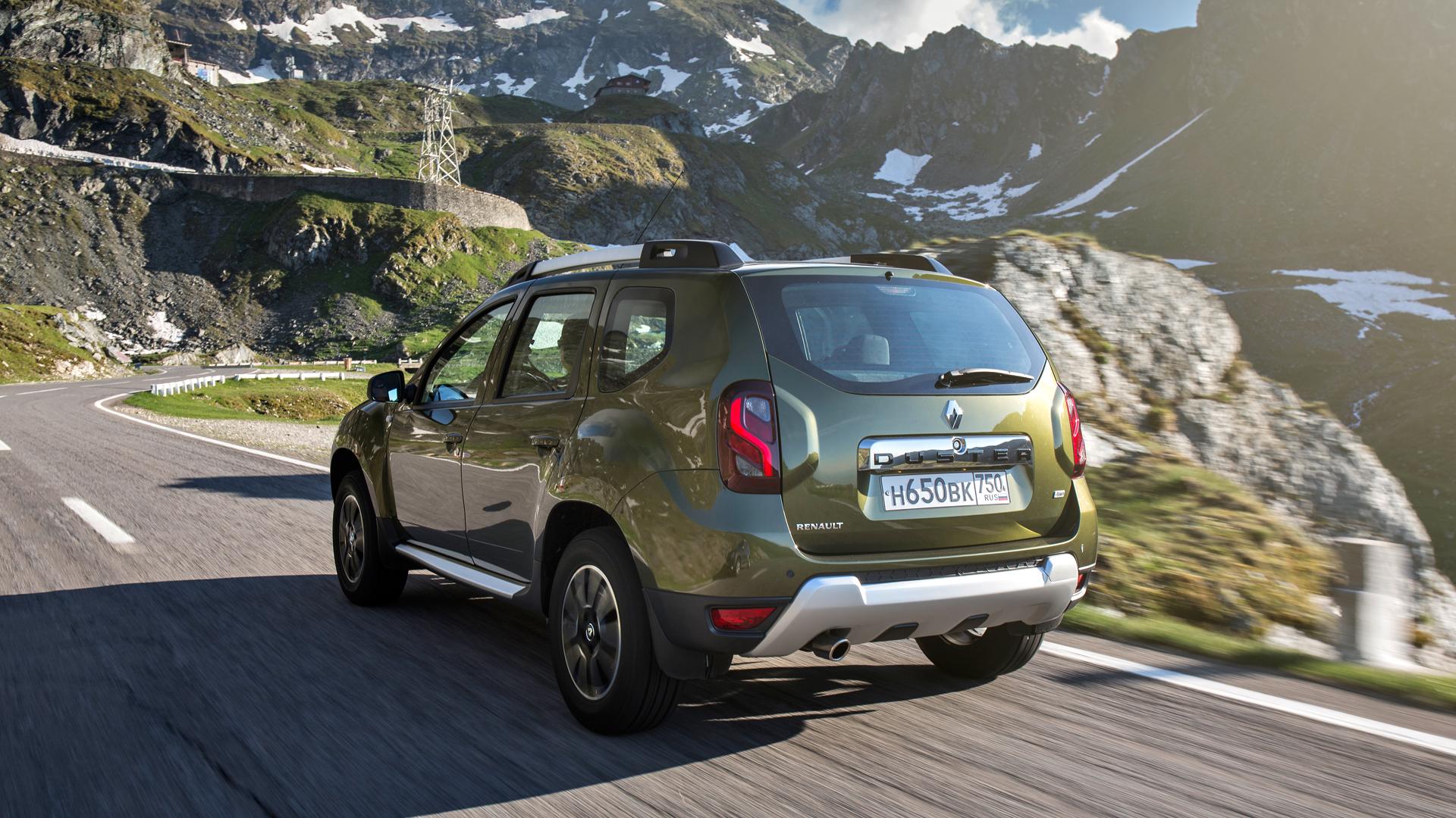 Знакомимся с обновленным Renault Duster, который изменился больше, чем кажется. Фото 6
