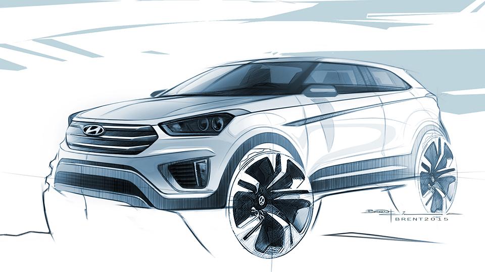 Hyundai будет собирать в России новый компакт-кроссовер
