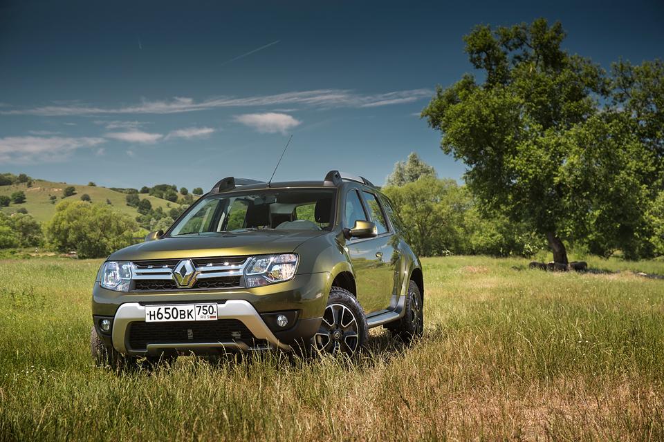 Знакомимся с обновленным Renault Duster, который изменился больше, чем кажется. Фото 7