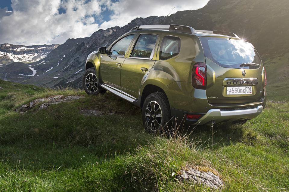 Знакомимся с обновленным Renault Duster, который изменился больше, чем кажется. Фото 9