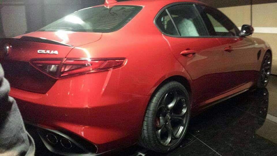 Компания Alfa Romeo вернула преемнику 159 имя Giulia