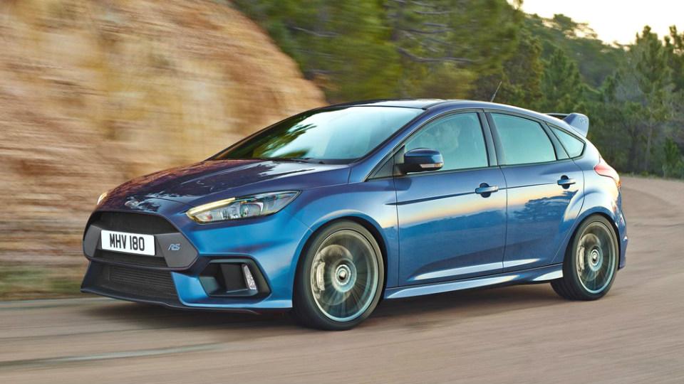 «Форд» подтвердил 350-сильный мотор для нового Focus RS