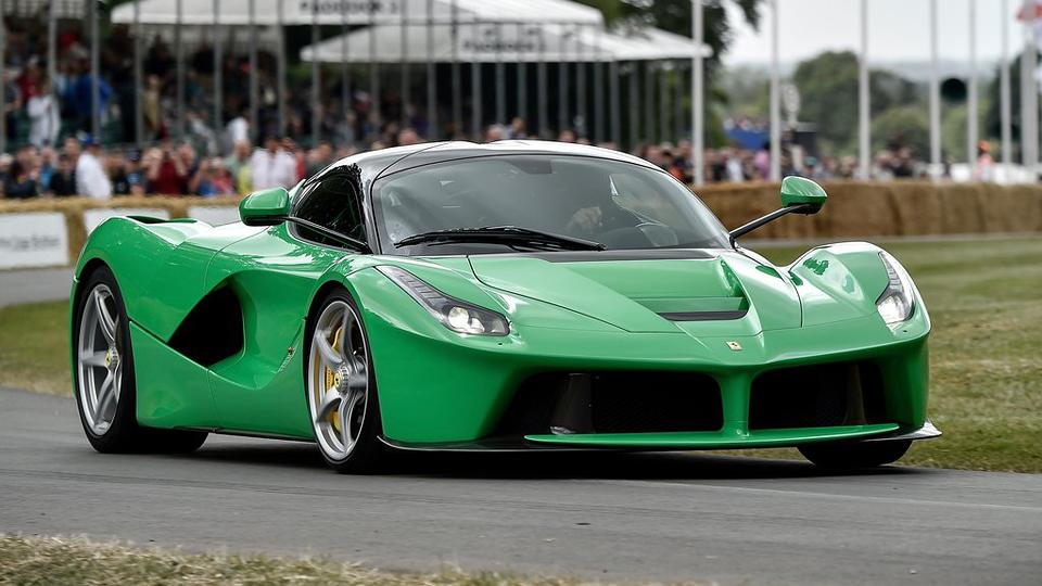 Ferrari отзовет гиперкары LaFerrari второй раз за год