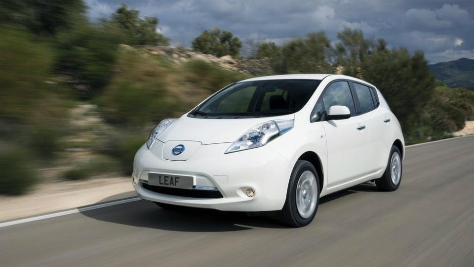 Запас хода нового Nissan Leaf увеличится вдвое