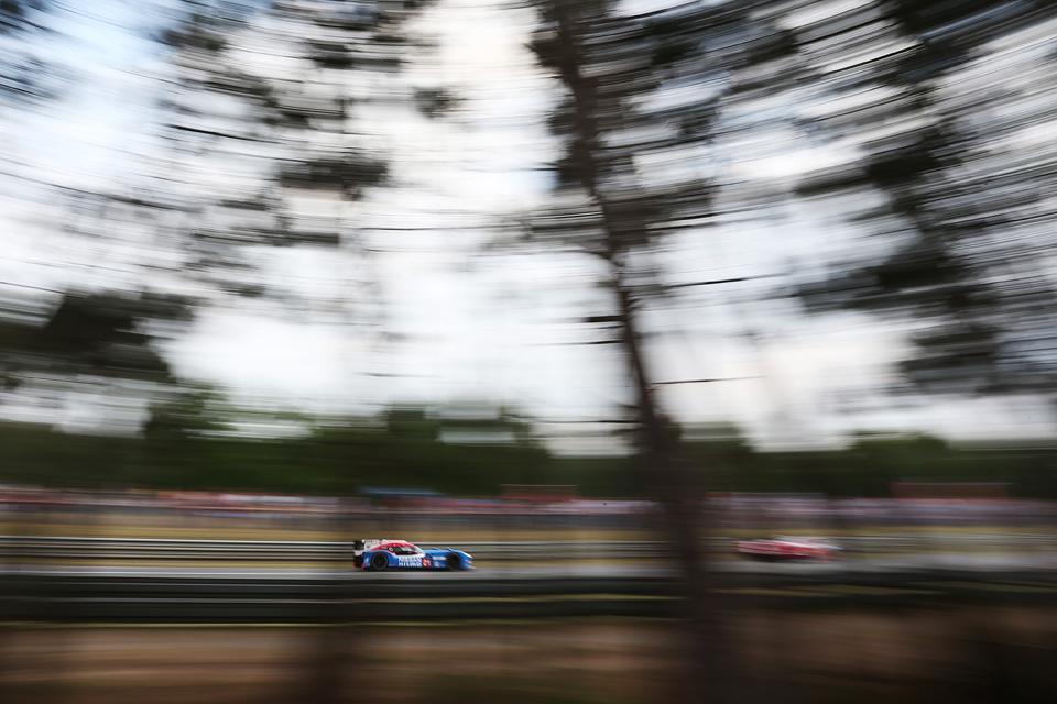 Переднеприводный автомобиль-пылесос пытается победить в Ле-Мане: как это работает. Фото 7