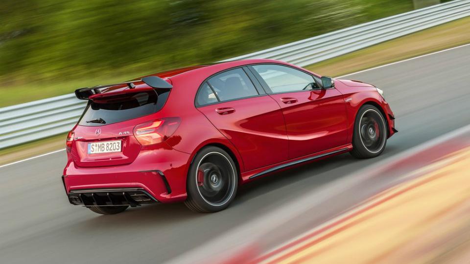 Немецкая компания обновила модель A-Class