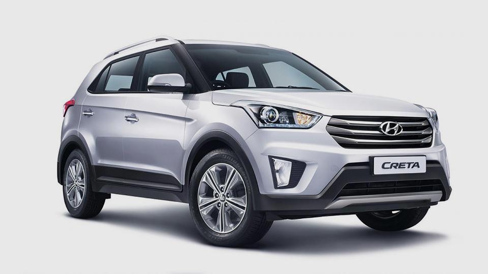 Компания Hyundai показала глобальный компакт-кроссовер
