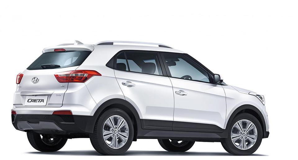 Вседорожник Hyundai Creta будут собирать в России
