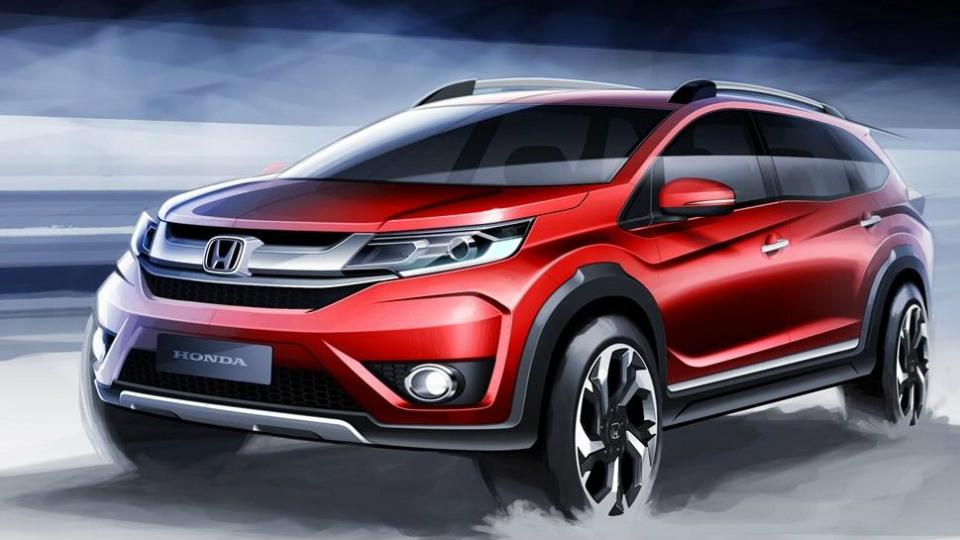 «Хонда» выпустит семиместный вседорожник