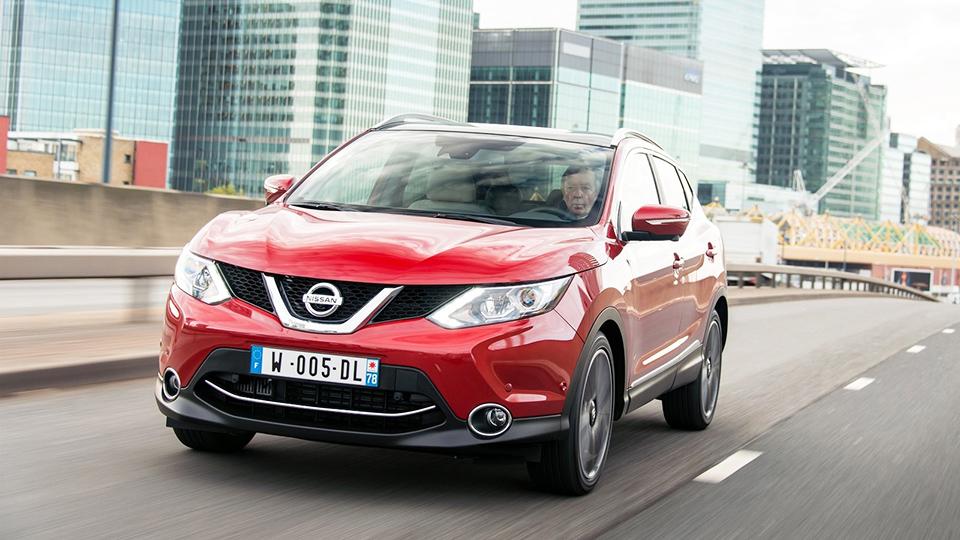 Nissan отказался от «заряженной» версии Qashqai