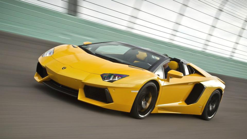 Lamborghini построит «сверхбыстрый» родстер Aventador
