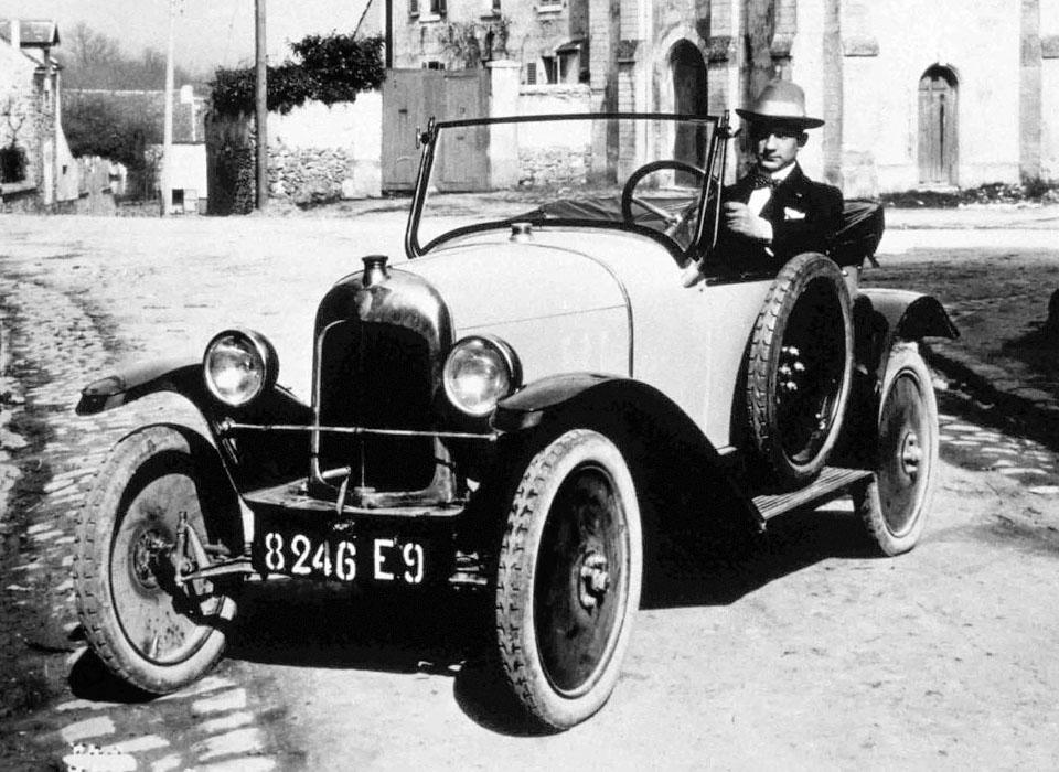 С каких моделей начиналась история автопроизводителей. Фото 9