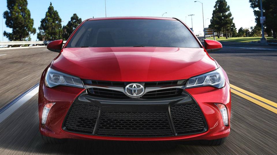 Toyota Camry назвали самым американским автомобилем