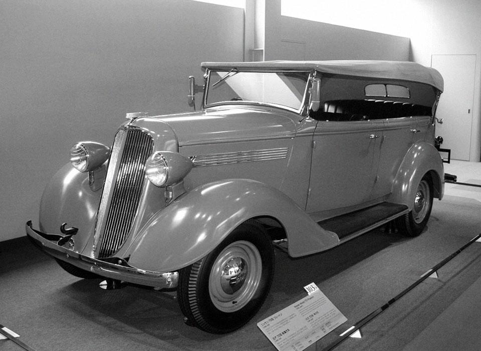 С каких моделей начиналась история автопроизводителей. Фото 7