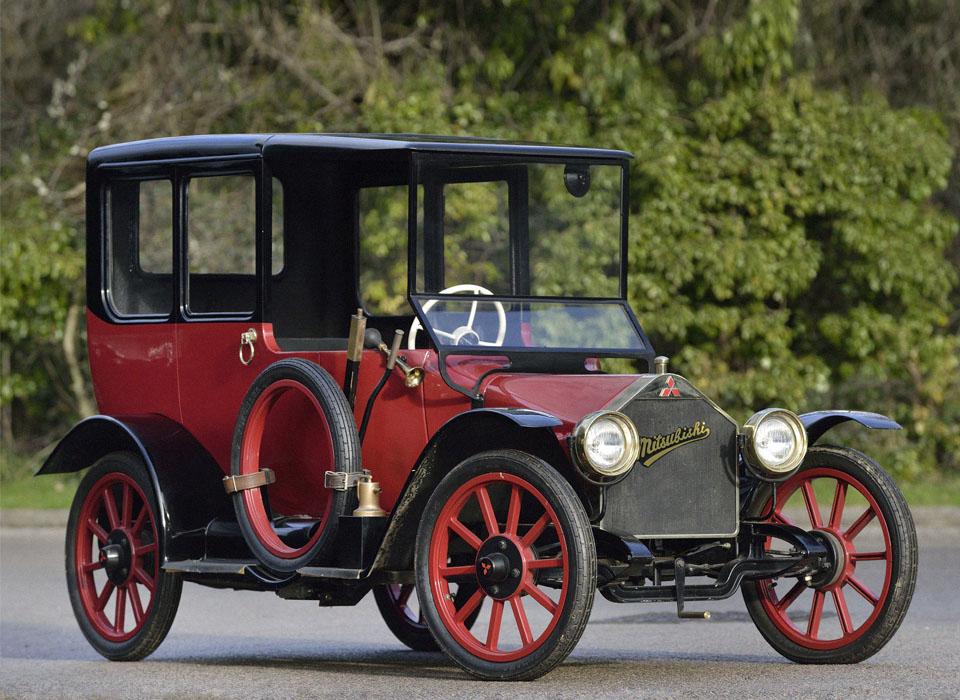 С каких моделей начиналась история автопроизводителей. Фото 6