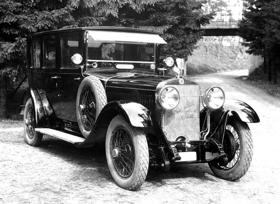 С каких моделей начиналась история автопроизводителей. Фото 14