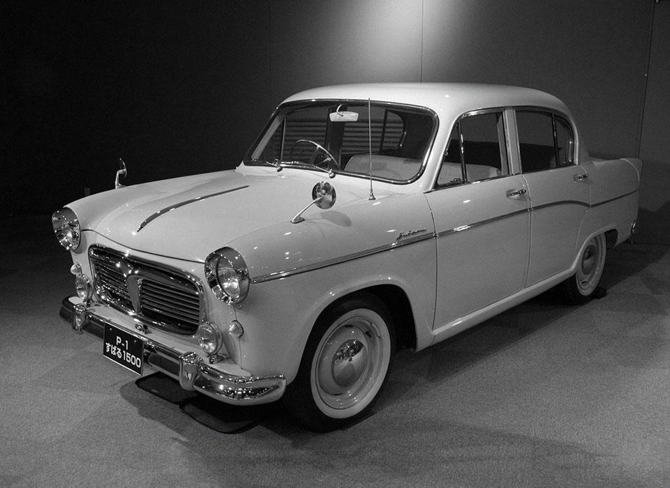 С каких моделей начиналась история автопроизводителей. Фото 15